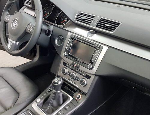 Leasingaufbereitung des VW Passat