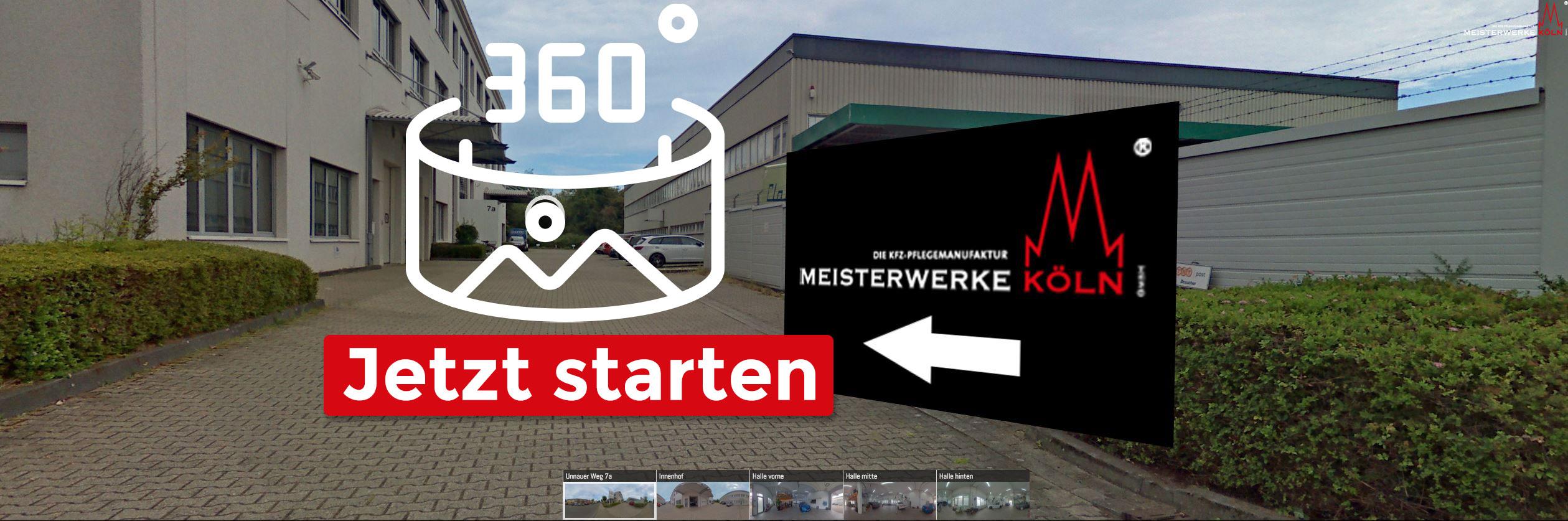 Meisterwerke Köln Kontakt VR